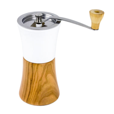 Hario Ceramic Coffee Mill from Clive Coffee - Product Image