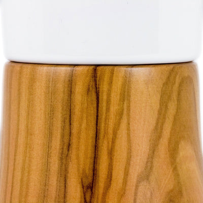 Hario Ceramic Coffee Mill wood from Clive Coffee - Product Image