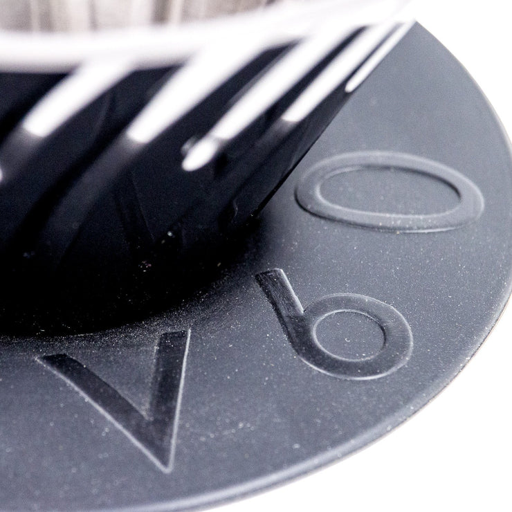 Hario V60 Black Metal Coffee Dripper from Clive Coffee - Product Image