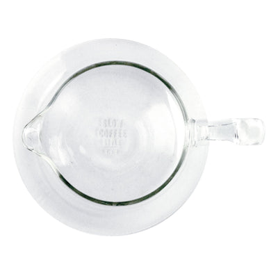 Kinto SCS-S02 Coffee Server top view from Clive Coffee - Product Image