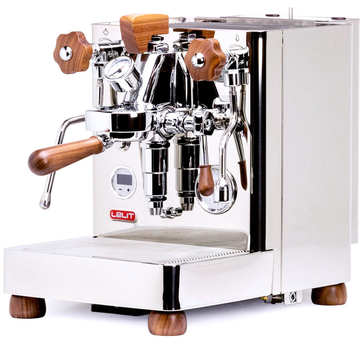 Lelit Bianca dual boiler flow profiling home espresso machine, Clive Coffee - Knockout