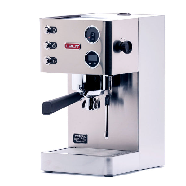 Lelit Victoria Single Boiler Espresso Machine from Clive - knockout