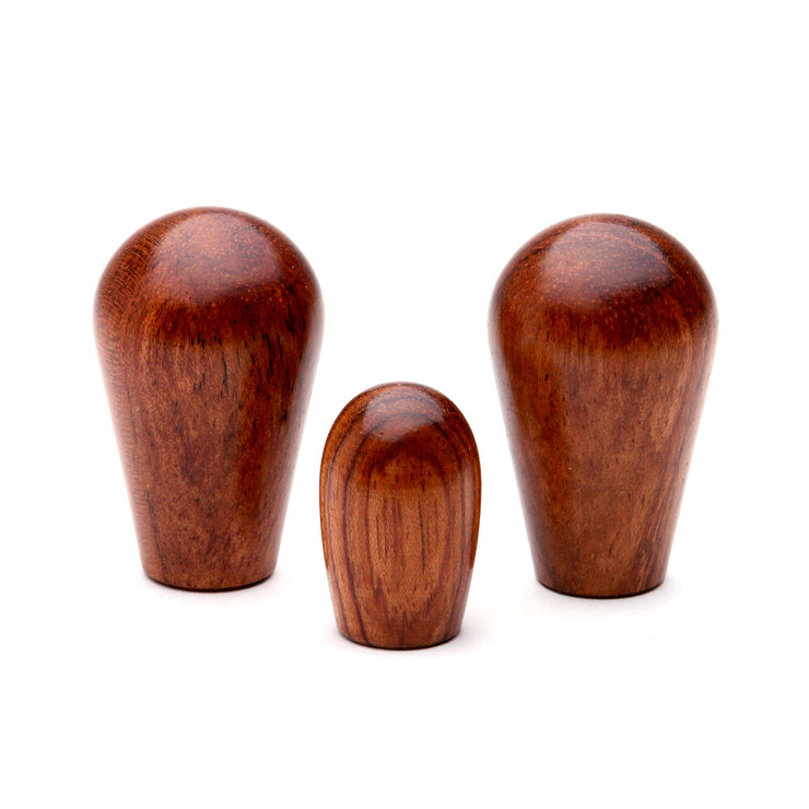 Espresso Machine Wood Knobs (Set of 3)