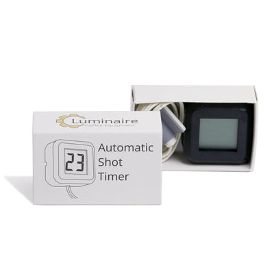 Luminaire Automatic Add-on Shot Timer