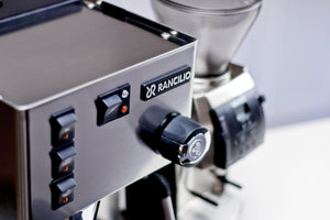 Rancilio Silvia M Espresso Machine by Clive Coffee - Lifestyle Image