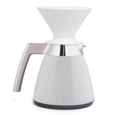 Ratio Thermal Carafe in Oyster from Clive Coffee - Product Image