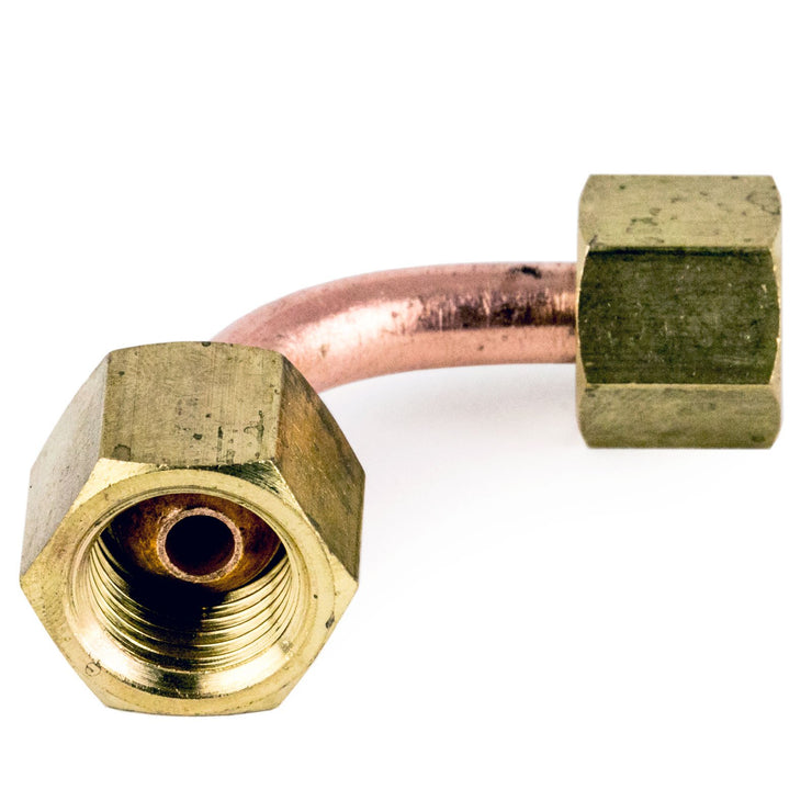 Pro 300 Copper Thermostat Connection
