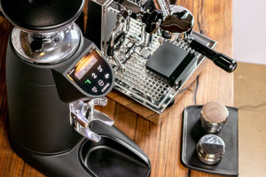 Compak E10 Conic Essential On Demand Espresso Grinder Clive Coffee - Lifestyle