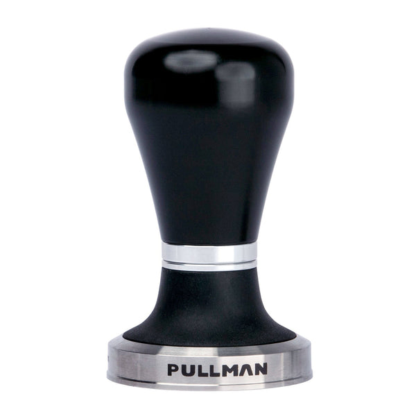 Pullman Big Step 53mm Black Acetal Handle, Clive Coffee - Knockout