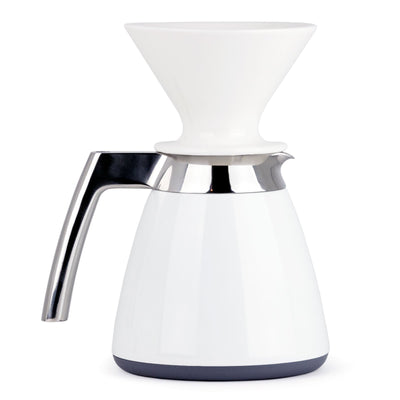Ratio Thermal Carafe in White from Clive Coffee - Product Image