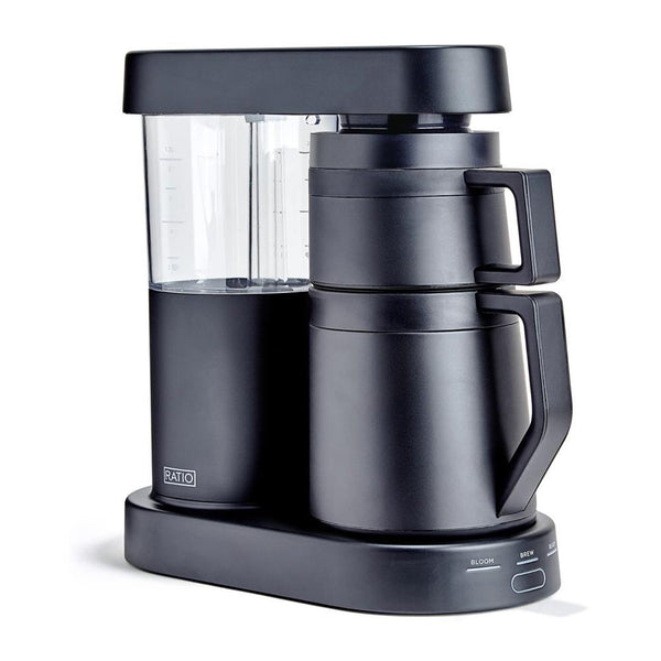 Ratio Six Coffee Maker in Matte Black, Clive Coffee - Knockout