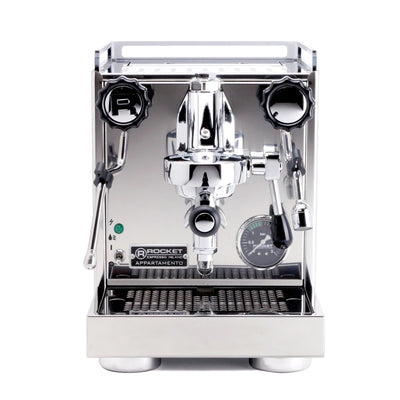 Rocket Appartamento Espresso Machine front by Clive Coffee - Product Image