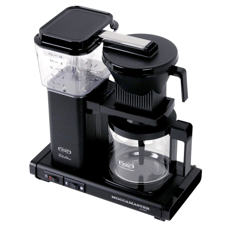 Technivorm Moccamaster KBG Black Brewer from Clive Coffee - Product Image