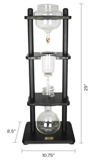 Yama Cold Brew Drip Tower Clive Coffee