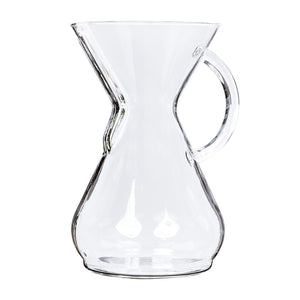 Chemex Eight Cup Glass Handle Coffee Maker from Clive Coffee - Product Image