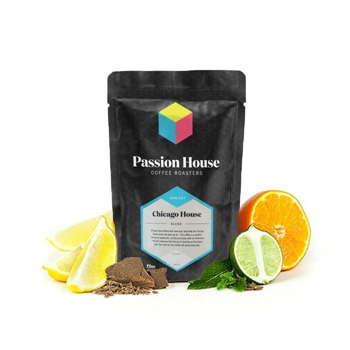 Passion House coffee roaster's Chicago House blend, Clive Coffee - Knockout