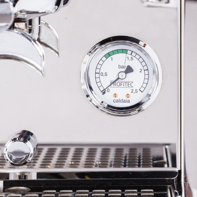 Profitec Pro 300 Dual Boiler Espresso Machine guage by Clive Coffee - Product Image