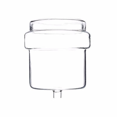 Cold Brew Glass Top Beaker from Filter - Product Image