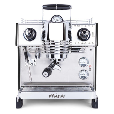 Dalla Corte Mina Espresso Machine front by Clive Coffee - Product Image