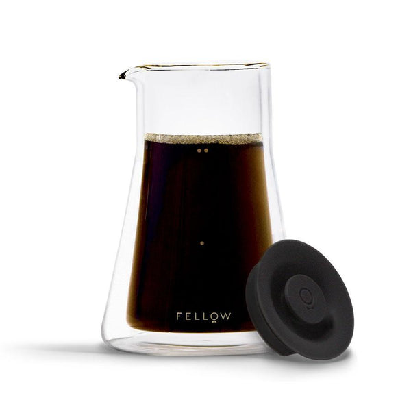 Fellow Stagg Double Wall Glass Carafe, Clive Coffee - Knockout