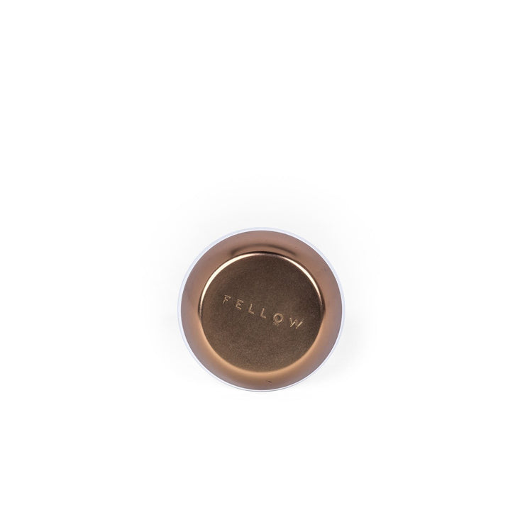Fellow Junior 2.3 oz. Cups from Filter, copper bottom - Product Image
