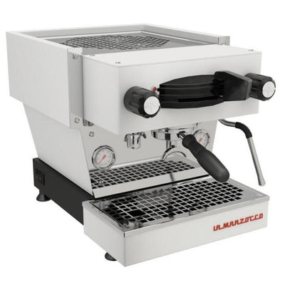 La Marzocco Linea Mini Espresso Machine in white from Clive Coffee - Product Image