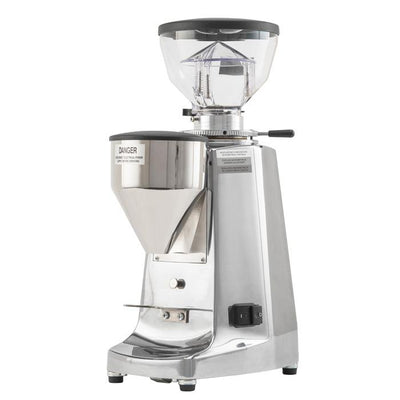 La Marzocco Mazzer Lux D Espresso Grinder silver by Clive Coffee - Product Image