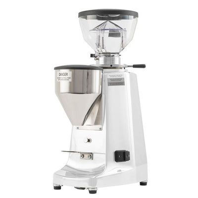 La Marzocco Mazzer Lux D Espresso Grinder white by Clive Coffee - Product Image