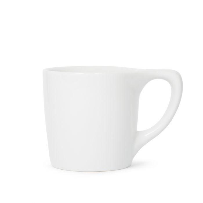 notNeutral LINO Coffee Mug, White - Knockout
