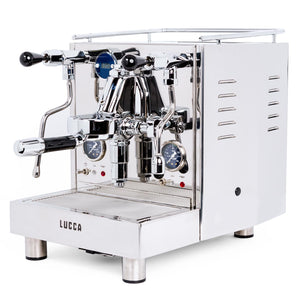 Open Box LUCCA M58 Espresso Machine by Quick Mill