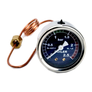 Quick Mill M58 Steam Pressure Gauge