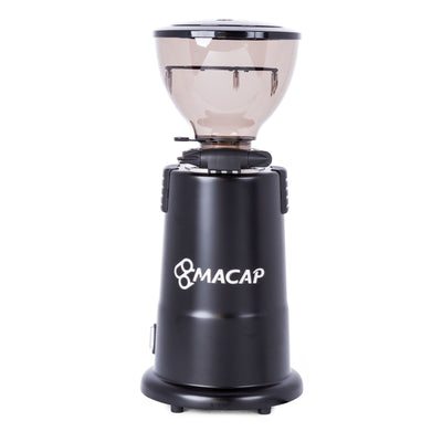 MACAP M4D Digital Doserless Espresso Grinder black back by Clive Coffee - Product Image