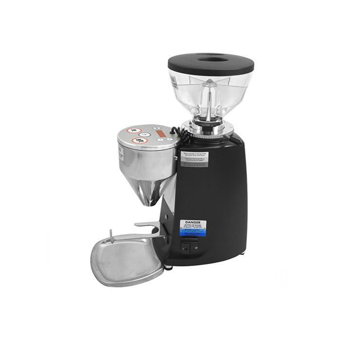 Mazzer Mini Doserless Type A Espresso Grinder black by Clive Coffee - Product Image