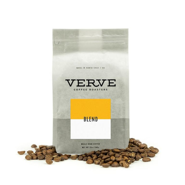 Verve Bronson French Roast Coffee from Clive Coffee - knockout
