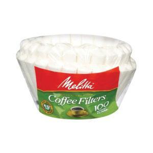 Melitta Basket Coffee Filters 8-12 Cup, Clive Coffee - Knockout