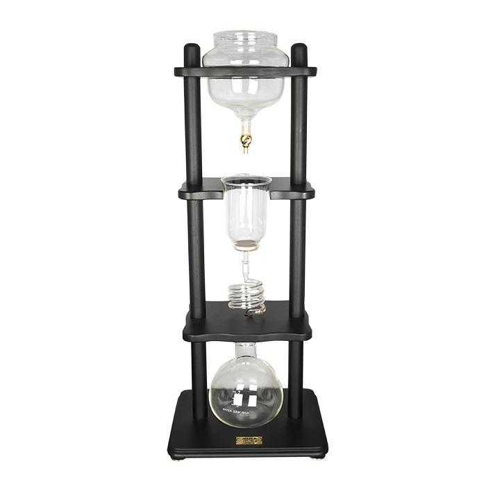 Yama Cold Brew Drip Tower, Clive Coffee - Knockout