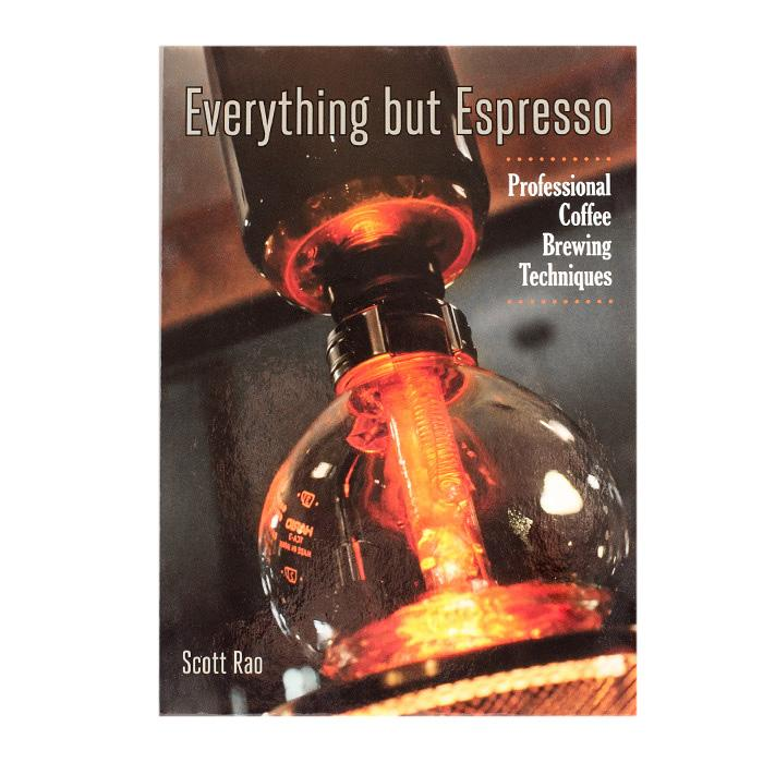 Everything But Espresso: Professional Coffee Brewing Techniques, Clive Coffee - Knockout