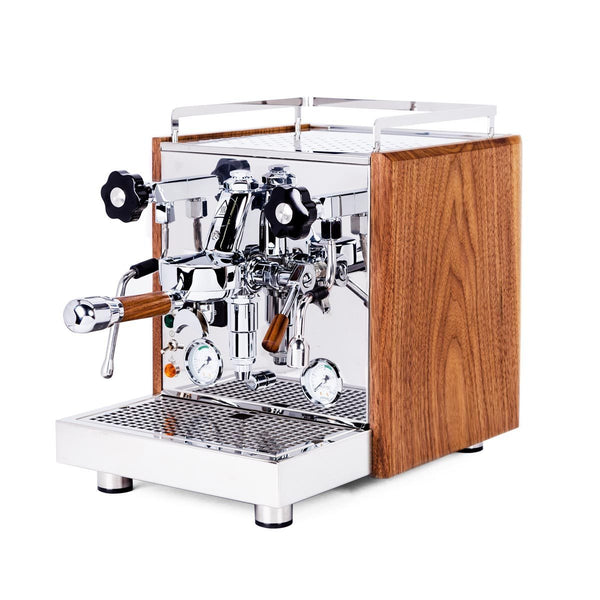Profitec Pro 700 espresso machine with Wood Panels from Clive Coffee - Knockout