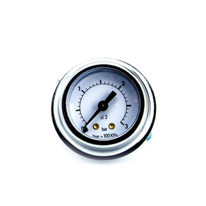Quick Mill Steam Boiler Pressure Gauge