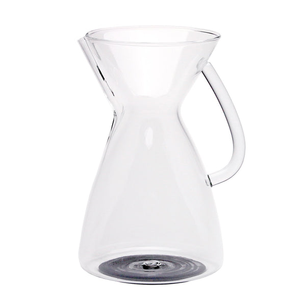 Ratio Handblown Glass Carafe for Ratio Eight coffee maker, Clive Coffee - Knockout