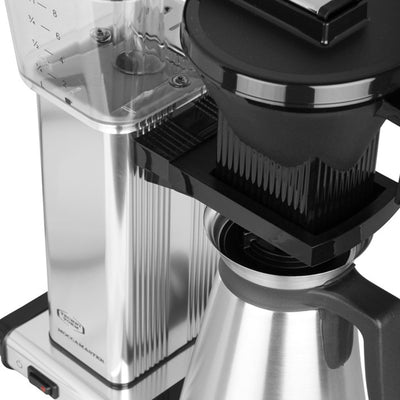 Technivorm Moccamaster KBGT-741 side from Clive Coffee - Product Image