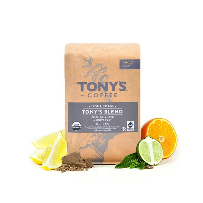 Tony's Blend Fair Trade & Organic
