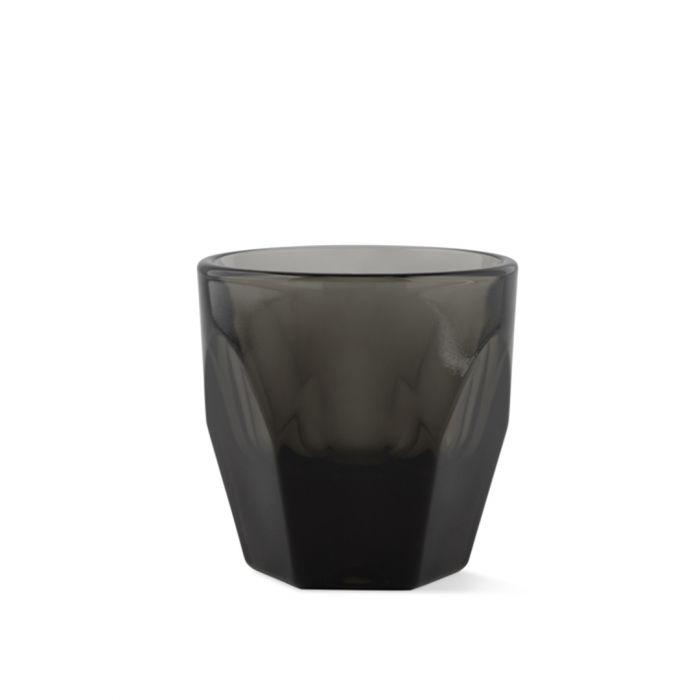 NOTNEUTRAL VERO Cortado Glass in smoke by Clive Coffee - Product Image