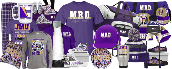 MRD Fan Gear!  Don't see what you want -Ask us!!!