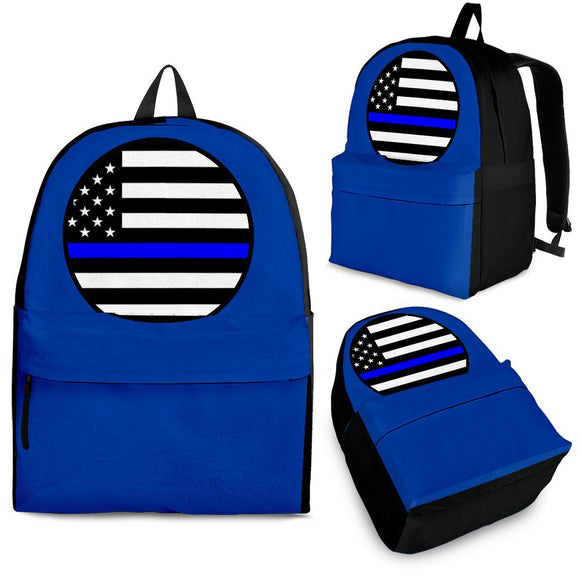 BLUE Lives Backpack
