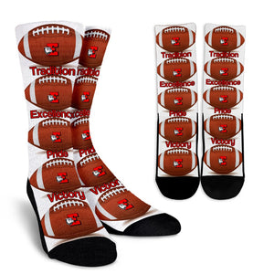 Easton Football Socks