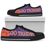 Go Tigers Low Tops