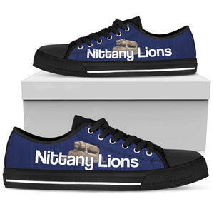 Nittany Lions Black Sole