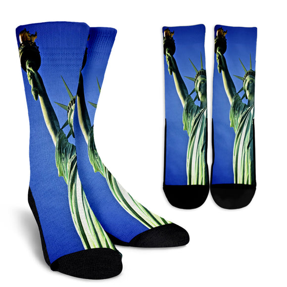 USA LADY LIBERTY SOCKS