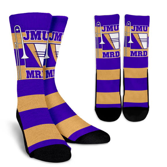 MRD Trombone Stripe Socks